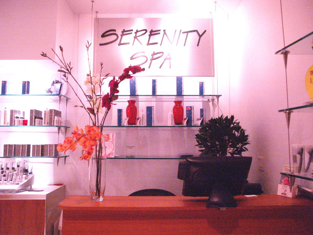 Serenity Spa Reception 1024