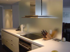 Glass Wall Hood 300