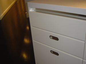 Corner Drawer Cabinet Detail 300