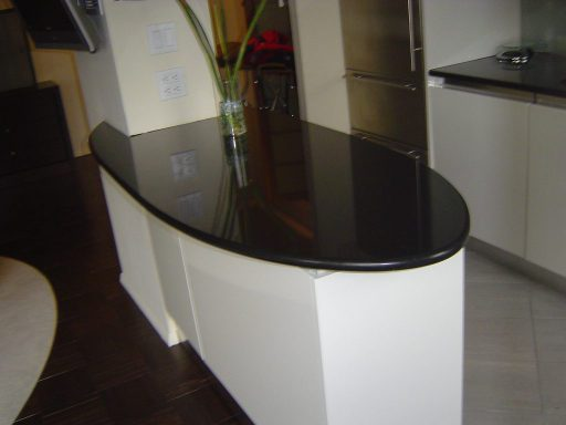 Elliptical Island Countertop 512