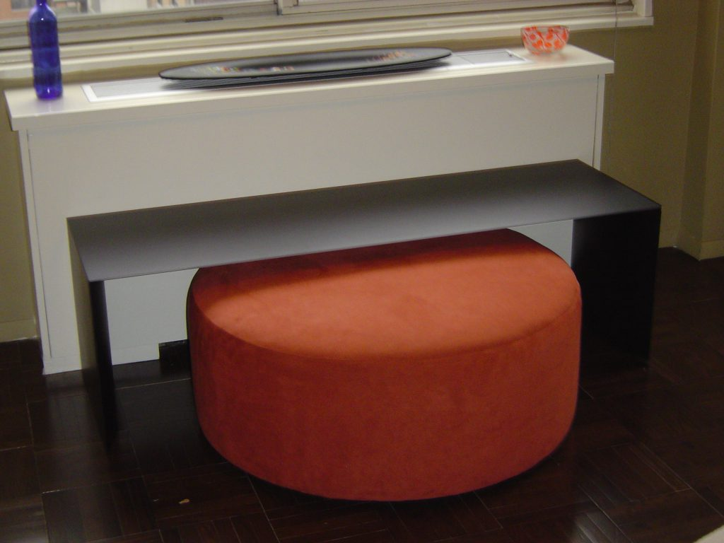Custom Pouf and Bench 1024